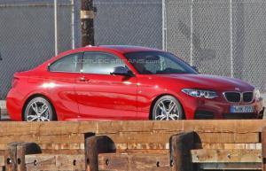 В Сети выложены фото купе BMW 2-Series