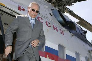 Путин освободил дорогу для автомобилистов