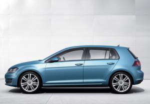 VW Golf и Renault Clio - самые популярные модели