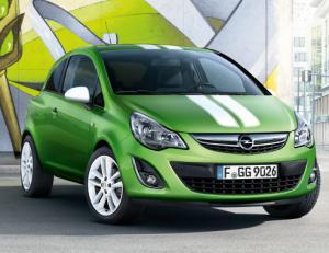 Яркий Opel CORSA с выгодой до 75 000 рублей до 31 мая 2013     года!