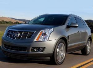 GM отзывает 27000 новых кроссоверов Cadillac SRX