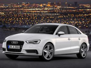 Новый седан Audi A3 будет стоить от  870 000 рублей