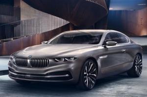 Представлен шоу-кар BMW Pininfarina Gran Lusso