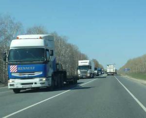 Российским водителям можно разгоняться до 130 км в час