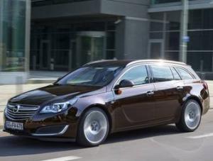 Стартовали продажи новой Opel Insignia от 797 000 рублей