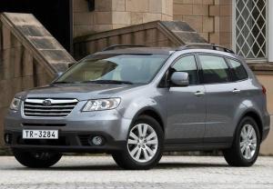 Subaru Tribeca доживает последние месяцы