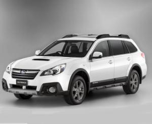 Стартовали продажи нового Subaru Outback от 1 455 000 рублей