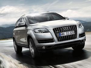 Audi выпустит кроссоверы Q6 и Q8