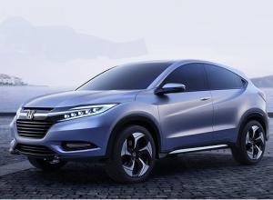 Кроссовер Honda Urban SUV появится в российских автосалонах