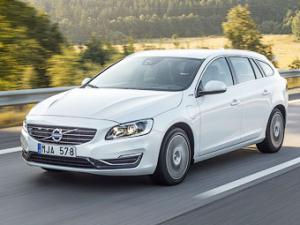 В 2014 году стартуют российские продажи универсала Volvo V60 Plug-in Hybrid