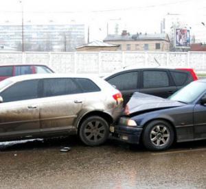 С 1 июля будут штрафовать за затруднение проезда при мелких ДТП
