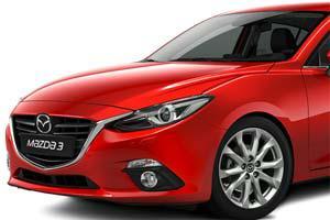 Mazda 3: опционное и техническое оснащение