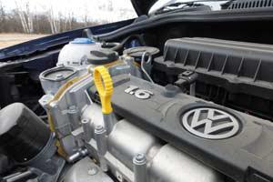 Диагностика двигателя после зимы