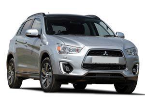 Mitsubishi ASX и Mitsubishi Outlander 2015: особенности, изменения в комплектации