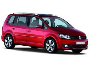 Эталон практичности: Volkswagen Touran
