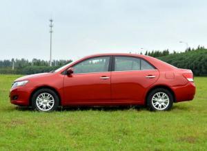 Седан Zotye Z300, характеристики, цены и фото