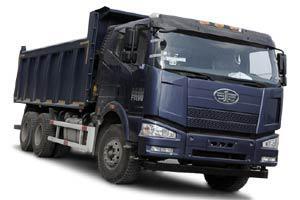 Китайские грузовики FAW: преимущества покупки