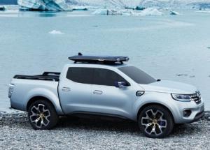 Renault Alaskan, характеристики, фото и цена