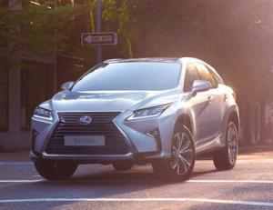 В следующем году в России стартуют продажи нового  Lexus RX