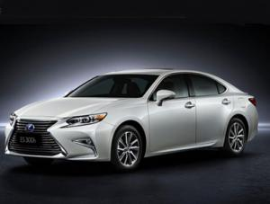 В понедельник стартовали продажи нового Lexus ES