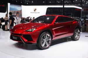 В 2018 году стартуют продажи Lamborghini Urus