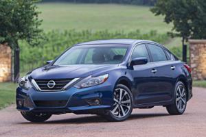 Nissan Altima 2016 года, характеристики и фото
