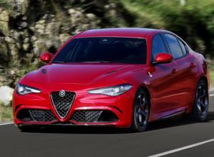 Продажи седана Alfa Romeo Giulia стартуют через год