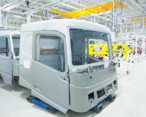 В Калуге возобновили производство кабин Volvo