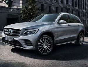 Стартовали продажи нового Mercedes-Benz GLC от 2 590 000 рублей