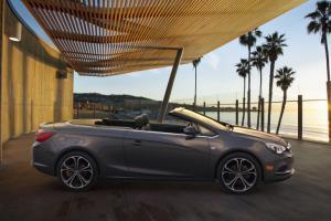 Buick Cascada упал в цене