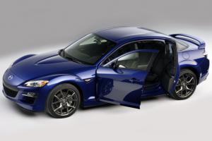 Mazda  представит концепт с роторно-поршневым двигателем