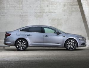 Цена на седан Renault Talisman 2016 года от 28 149 евро