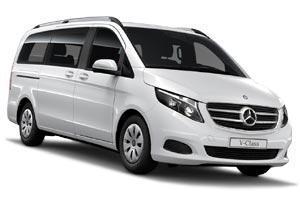 Mercedes-Benz V-Class напрокат – комфортные поездки для группы людей