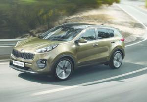 Цена на новый Kia Sportage стартует от 1 189 900 рублей