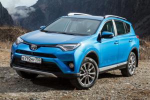 В августе стартует сборка новых Toyota RAV4 в Санкт-Петербурге