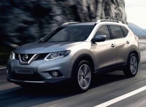 Самой популярной моделью Nissan в России является кроссовер X-Trail