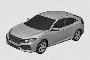 В Сети рассекретили новое поколение серийной Honda Civic