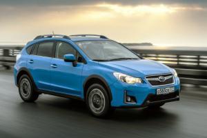 Стартовали продажи новой Subaru XV от 1 599 900 рублей