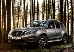 Стартовали продажи нового Nissan Terrano от 883 000 рублей