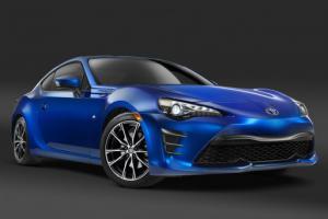 Через несколько дней представят новое купе Toyota GT86