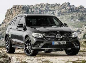 Представлен Mercedes-AMG GLC 43 4Matic с 367-сильным двигателем