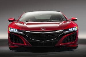 В апреле в США стартует выпуск Acura NSX
