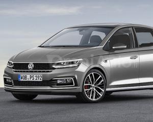 Немцы рассекретили Volkswagen Polo 2017 года