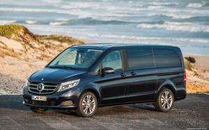 Mercedes-Benz V-classe подорожали на подорожал на 195–254 000 рублей