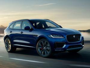 Продажи кроссовера Jaguar F-Pace стартуют от 3 193 000 рублей