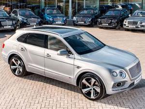 Первым покупателям Bentley Bentayga проведут экскурсию по заводу