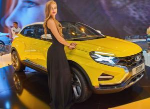 АвтоВАЗ раскрыл все секреты Lada XCODE