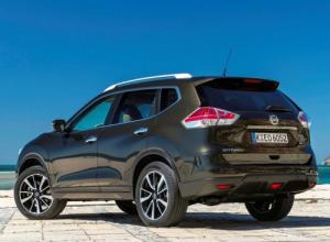В 2017 году будет представлен обновленный Nissan X-Trail