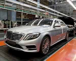 В подмосковном Есипово будут выпускать 5 моделей Mercedes