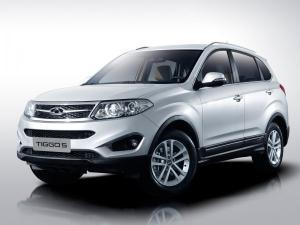 Российские автолюбители получат новый  Chery Tiggo 5 от 922 900 рублей